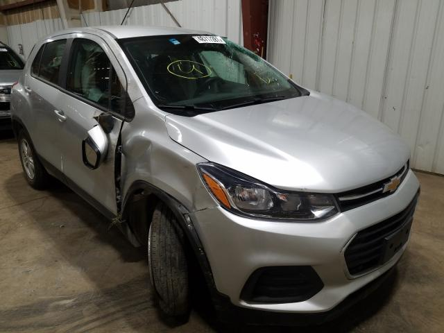 Salvage cars for sale from Copart Anchorage, AK: 2018 Chevrolet Trax