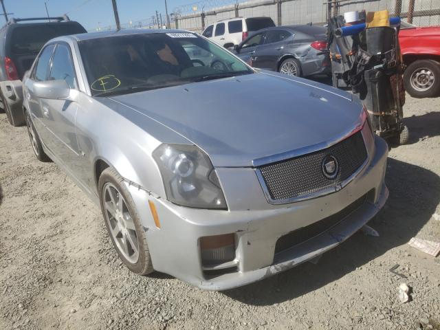 Salvage cars for sale from Copart Los Angeles, CA: 2006 Cadillac CTS-V