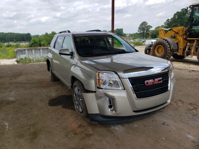 Salvage cars for sale from Copart Fairburn, GA: 2013 GMC Terrain SL