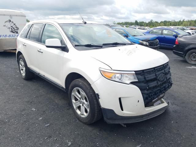 Salvage 2011 FORD EDGE - Small image. Lot 47781011