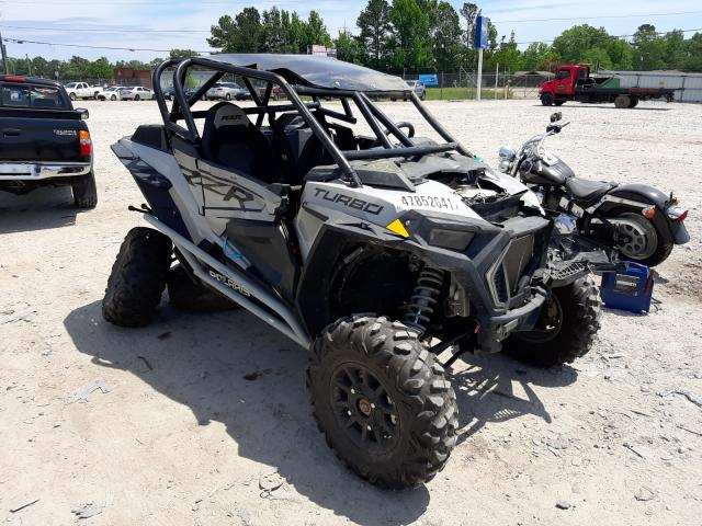 Salvage cars for sale from Copart Montgomery, AL: 2021 Polaris RZR XP Turbo