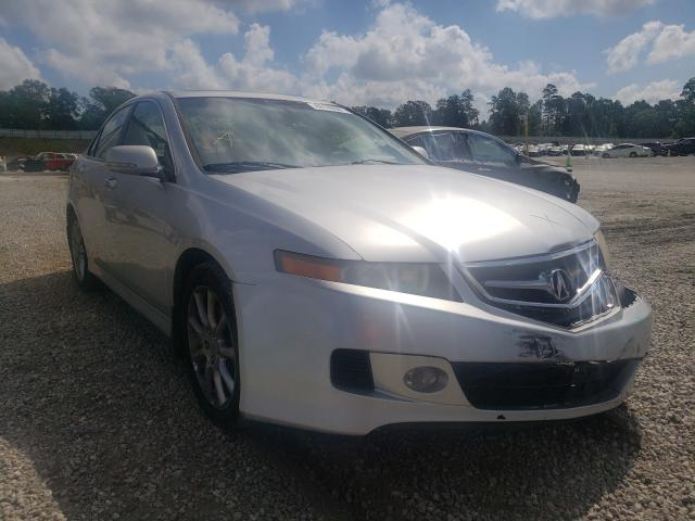Acura TSX salvage cars for sale: 2007 Acura TSX