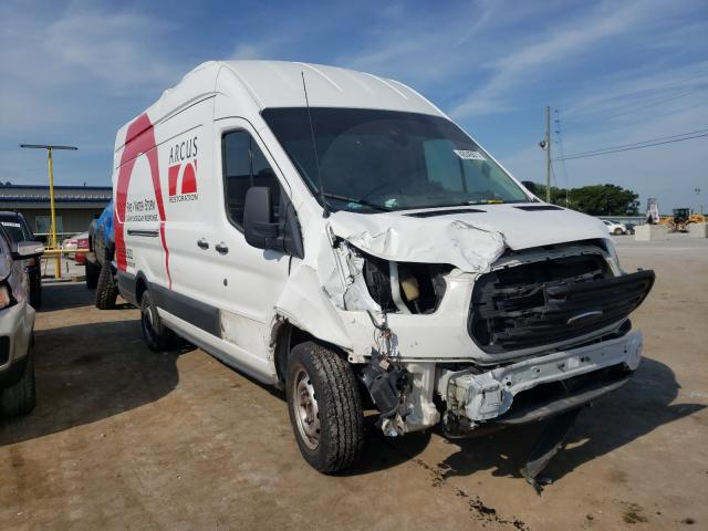 Salvage 2017 FORD TRANSIT CO - Small image