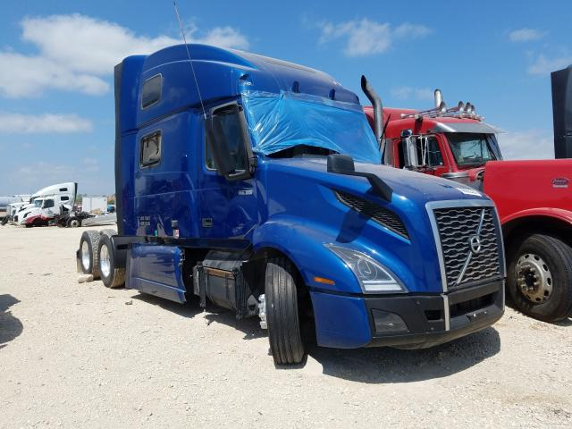 Salvage cars for sale from Copart Abilene, TX: 2020 Volvo VNL