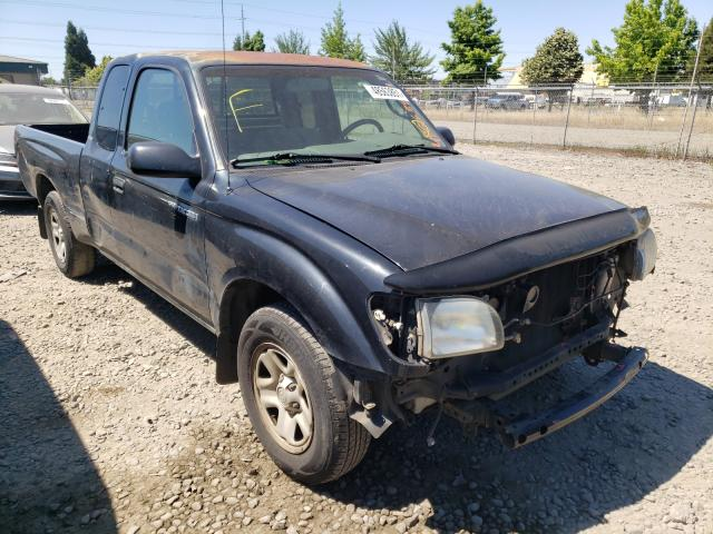 Salvage cars for sale from Copart Eugene, OR: 2004 Toyota Tacoma XTR