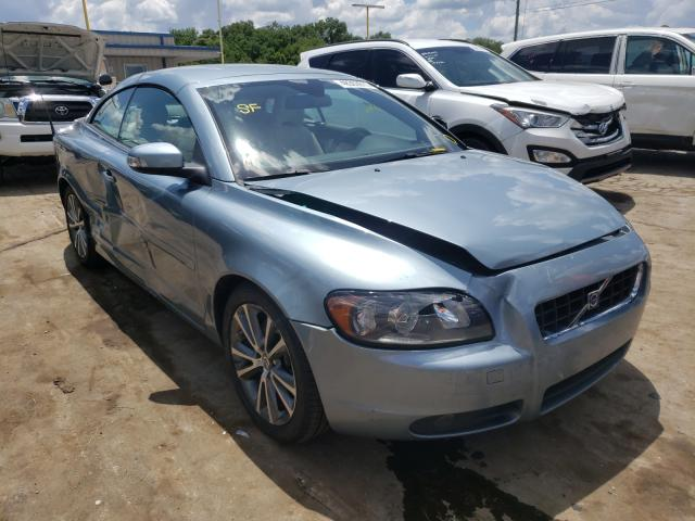 Volvo salvage cars for sale: 2010 Volvo C70 T5