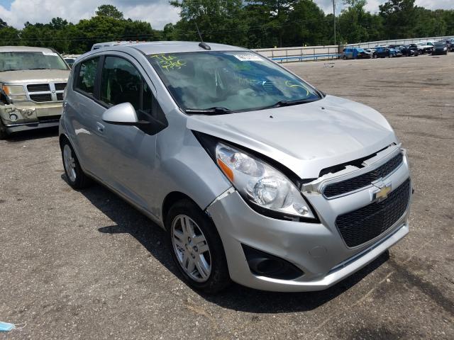Chevrolet Spark 1LT salvage cars for sale: 2014 Chevrolet Spark 1LT