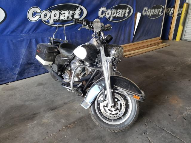 Salvage cars for sale from Copart Albuquerque, NM: 2008 Harley-Davidson Flhp Police