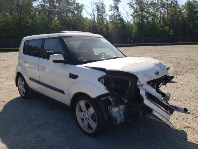 Vehiculos salvage en venta de Copart Waldorf, MD: 2010 KIA Soul +