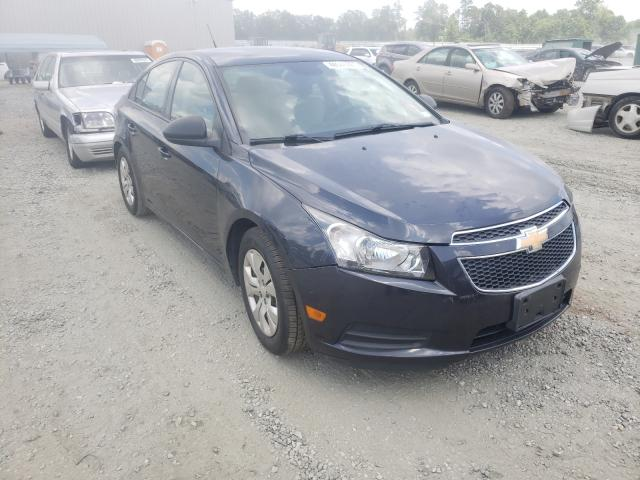 Salvage cars for sale from Copart Spartanburg, SC: 2014 Chevrolet Cruze LS