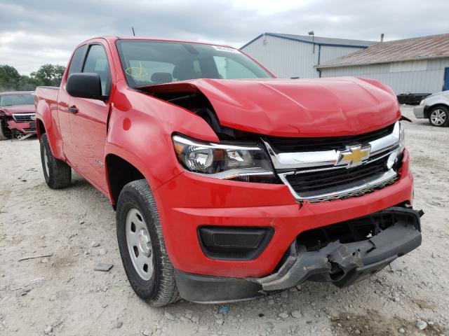 Salvage cars for sale from Copart Columbus, OH: 2017 Chevrolet Colorado
