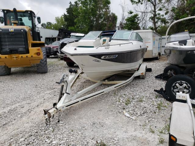 Salvage boats for sale at Rogersville, MO auction: 1991 Regal 170 Valant