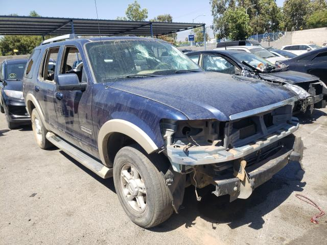 Salvage cars for sale from Copart Colton, CA: 2006 Ford Explorer E