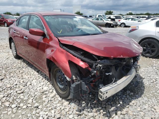 Vehiculos salvage en venta de Copart New Orleans, LA: 2015 Nissan Altima 2.5