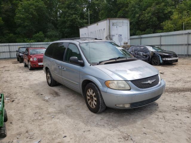 Salvage cars for sale from Copart Midway, FL: 2003 Chrysler Town & Country