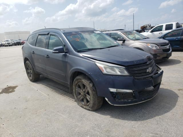 Salvage cars for sale from Copart Tulsa, OK: 2014 Chevrolet Traverse L