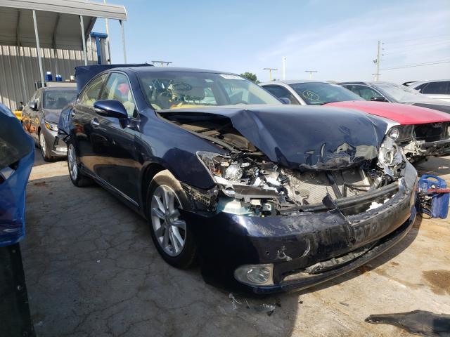 Lexus ES 350 salvage cars for sale: 2011 Lexus ES 350