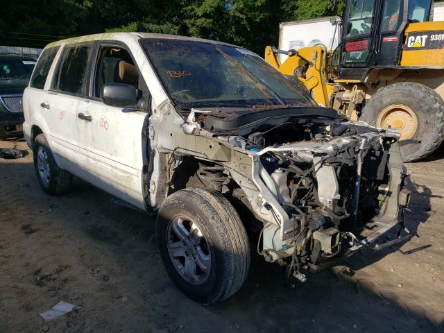 Salvage cars for sale from Copart Midway, FL: 2007 Honda Pilot LX