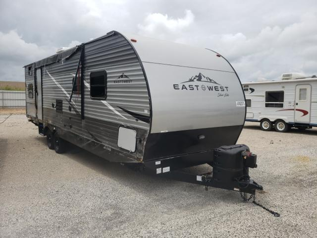 East Manufacturing salvage cars for sale: 2020 East Manufacturing Trailer