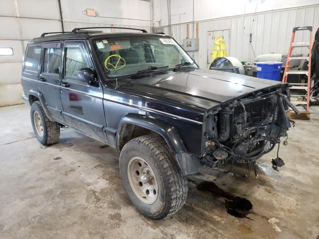 Salvage cars for sale from Copart Columbia, MO: 1997 Jeep Cherokee