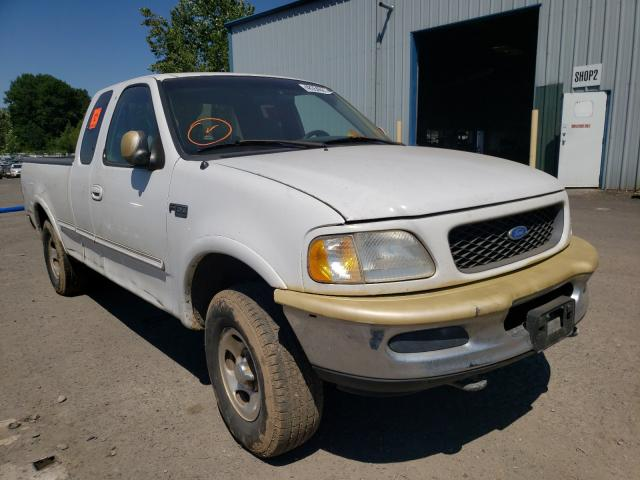 Salvage cars for sale from Copart Portland, OR: 1997 Ford F150