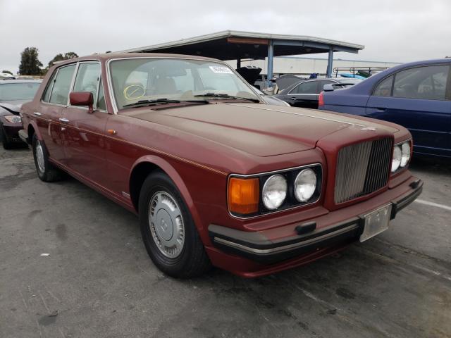 Bentley salvage cars for sale: 1990 Bentley Brooklands