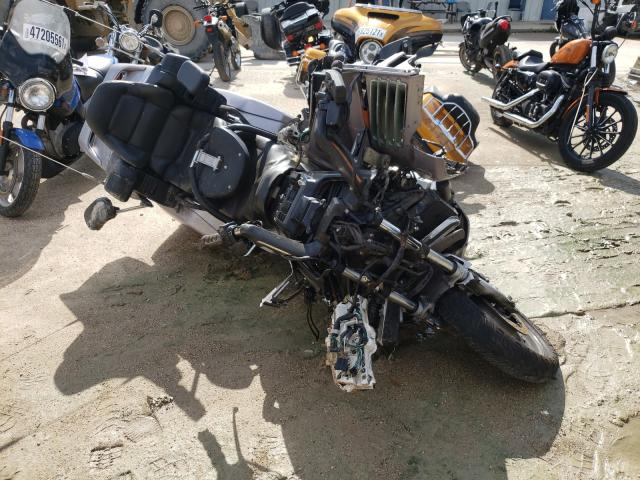 Salvage motorcycles for sale at Greenwell Springs, LA auction: 1999 Honda GL1500 SE1