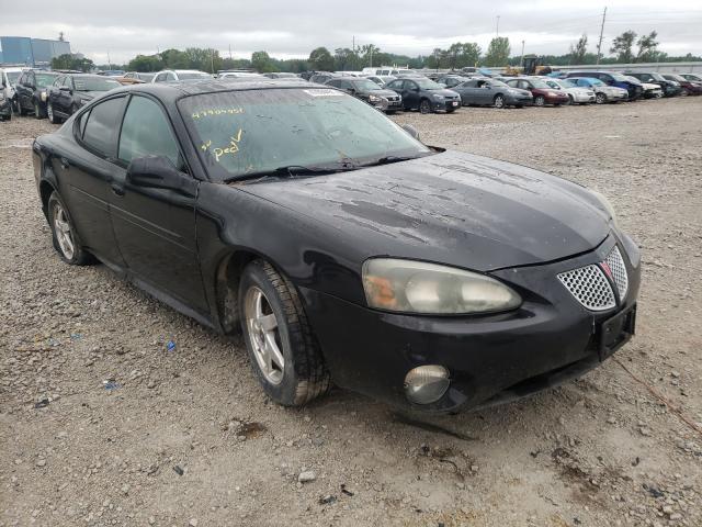 Pontiac Vehiculos salvage en venta: 2004 Pontiac Grand Prix