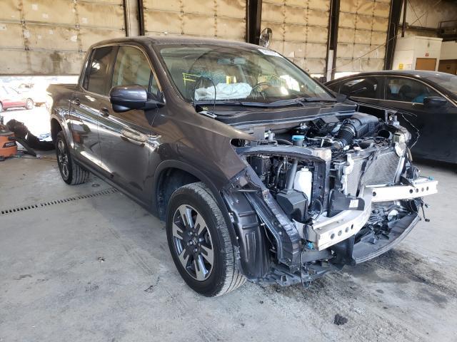 Vehiculos salvage en venta de Copart Graham, WA: 2017 Honda Ridgeline