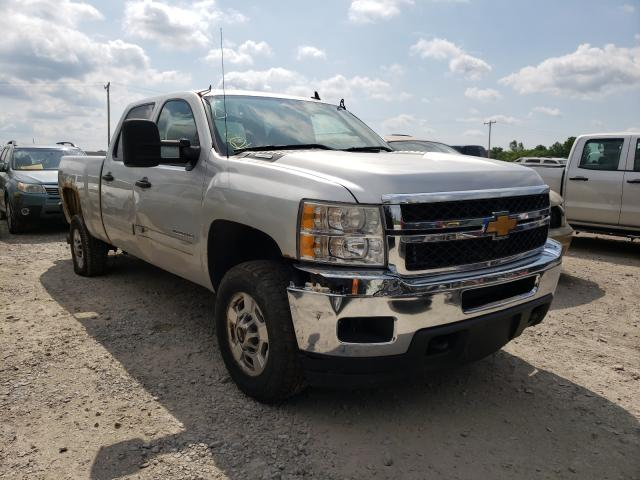 Salvage cars for sale from Copart Leroy, NY: 2011 Chevrolet Silverado