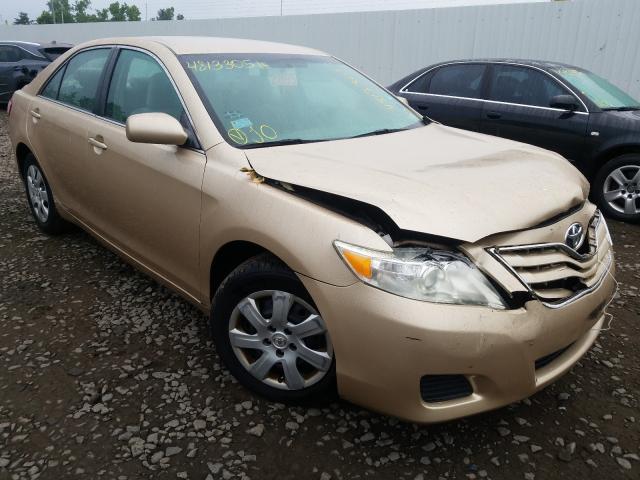 Vehiculos salvage en venta de Copart New Britain, CT: 2010 Toyota Camry Base