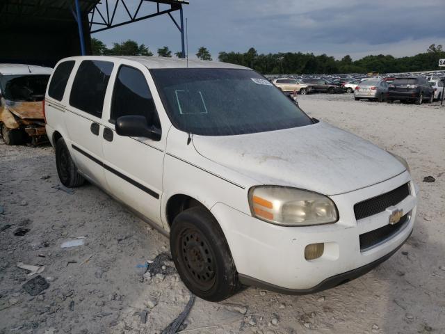 Chevrolet Uplander salvage cars for sale: 2005 Chevrolet Uplander