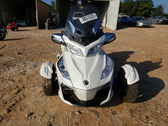 Salvage cars for sale from Copart China Grove, NC: 2016 Can-Am Spyder ROA