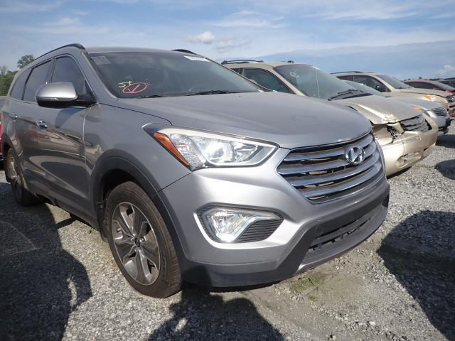 Salvage cars for sale from Copart Spartanburg, SC: 2014 Hyundai Santa FE G