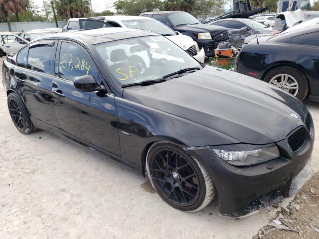 Salvage 2011 BMW 3 SERIES - Small image. Lot 48602891