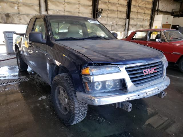 Salvage cars for sale from Copart Graham, WA: 2007 GMC Canyon