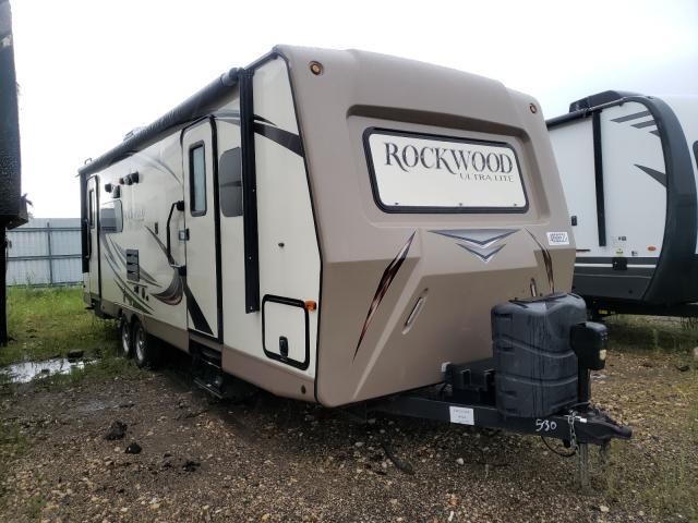 Rockwood Vehiculos salvage en venta: 2015 Rockwood Trailer