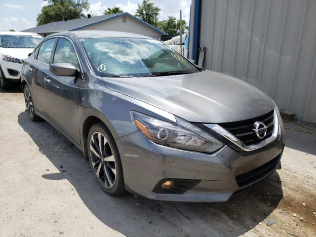 Salvage cars for sale from Copart Sikeston, MO: 2017 Nissan Altima 2.5