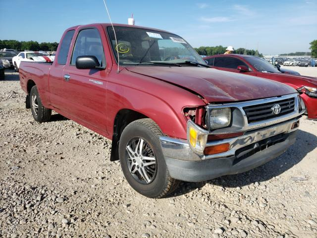 Salvage cars for sale from Copart Memphis, TN: 1995 Toyota Tacoma XTR