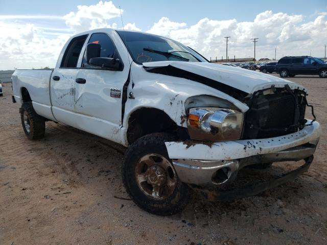 Salvage cars for sale from Copart Andrews, TX: 2008 Dodge RAM 3500 S