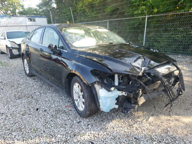 Salvage cars for sale from Copart Northfield, OH: 2016 Ford Fusion S