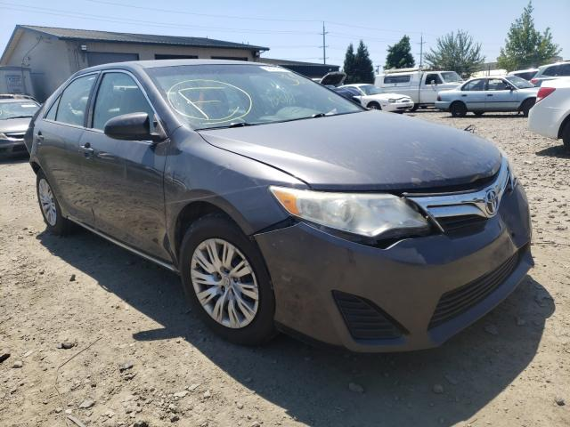 Salvage cars for sale from Copart Eugene, OR: 2012 Toyota Camry Base