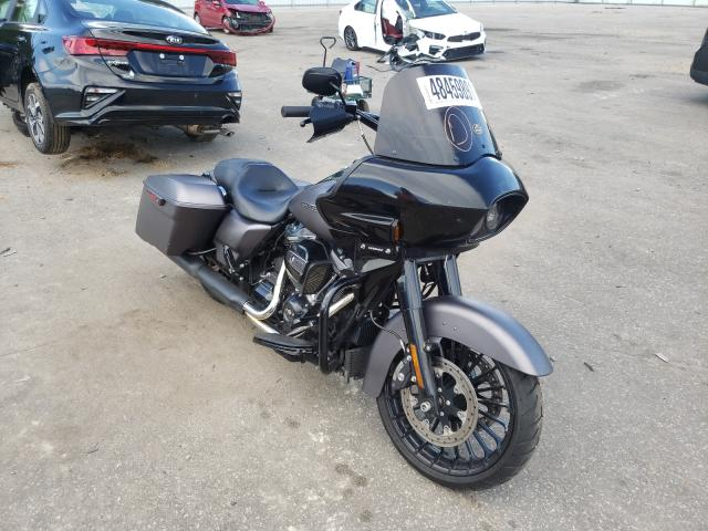 Salvage cars for sale from Copart Dunn, NC: 2017 Harley-Davidson Flhrxs