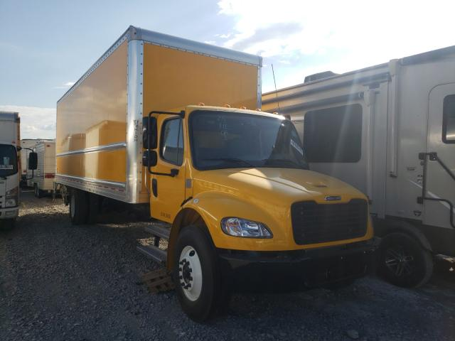Freightliner Medium CON salvage cars for sale: 2022 Freightliner Medium CON