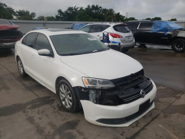 Salvage cars for sale from Copart Wilmer, TX: 2014 Volkswagen Jetta SE