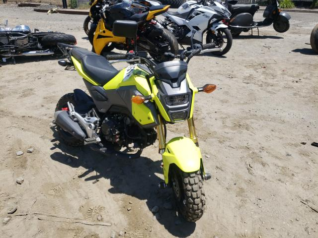 Salvage cars for sale from Copart Waldorf, MD: 2017 Honda Grom 125