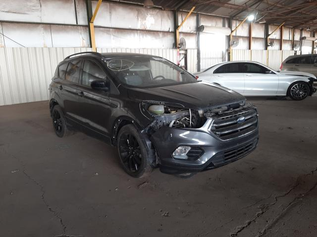 Salvage cars for sale from Copart Phoenix, AZ: 2019 Ford Escape SE