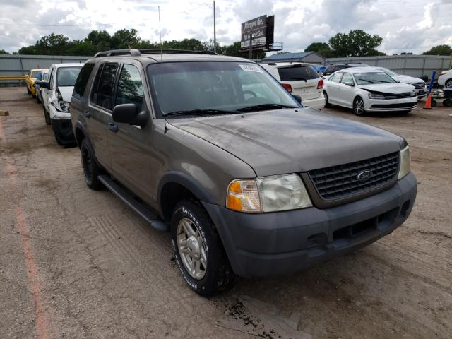 Used 2003 FORD EXPLORER - Small image. Lot 48366951