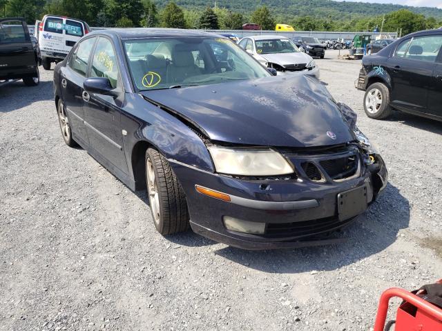 Saab salvage cars for sale: 2003 Saab 9-3 Linear
