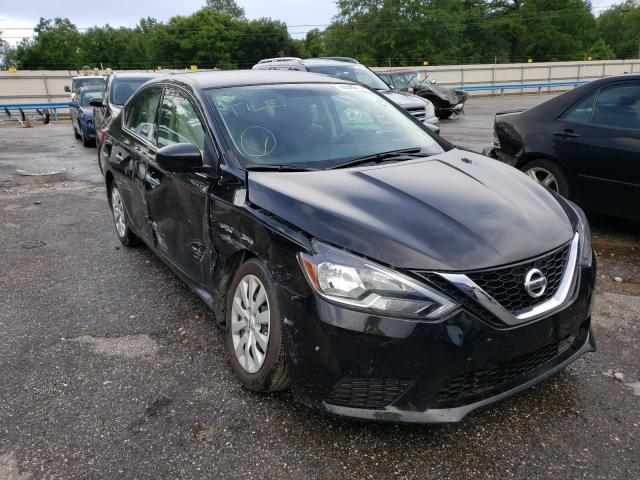 Salvage cars for sale at Eight Mile, AL auction: 2019 Nissan Sentra S
